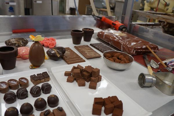 шоколадна фабрика